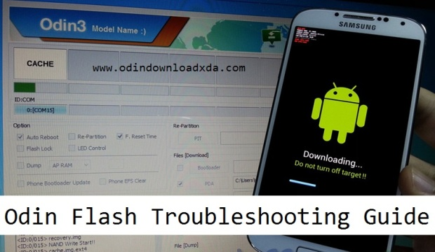 Odin Flash Troubleshooting Guide – How to fix errors of